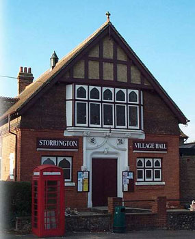 Storrington Village Hall